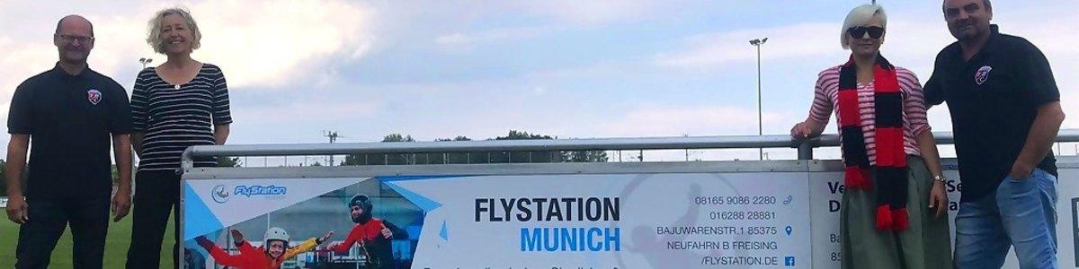 FlyStation Munich ist neuer Premiumpartner