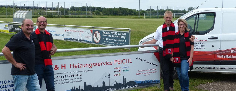 I & H Heizungsservice Peichl ist neuer Premiumsponsor!