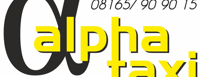 AlphaTaxi Neufahrn ist neuer Classic Sponsor!