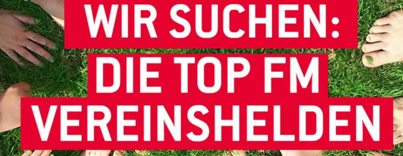 FC Neufahrn e.V. wird zum 106.4 TOP FM-Vereinsheld und erhält 2000 EURO !