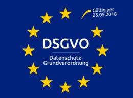 Wichtiger Hinweis an alle Mitglieder (DSGVO)