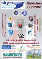 Sky Company Rabauken Cup beim FC Neufahrn