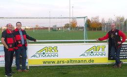AFT Altmann wird Premiumsponsor